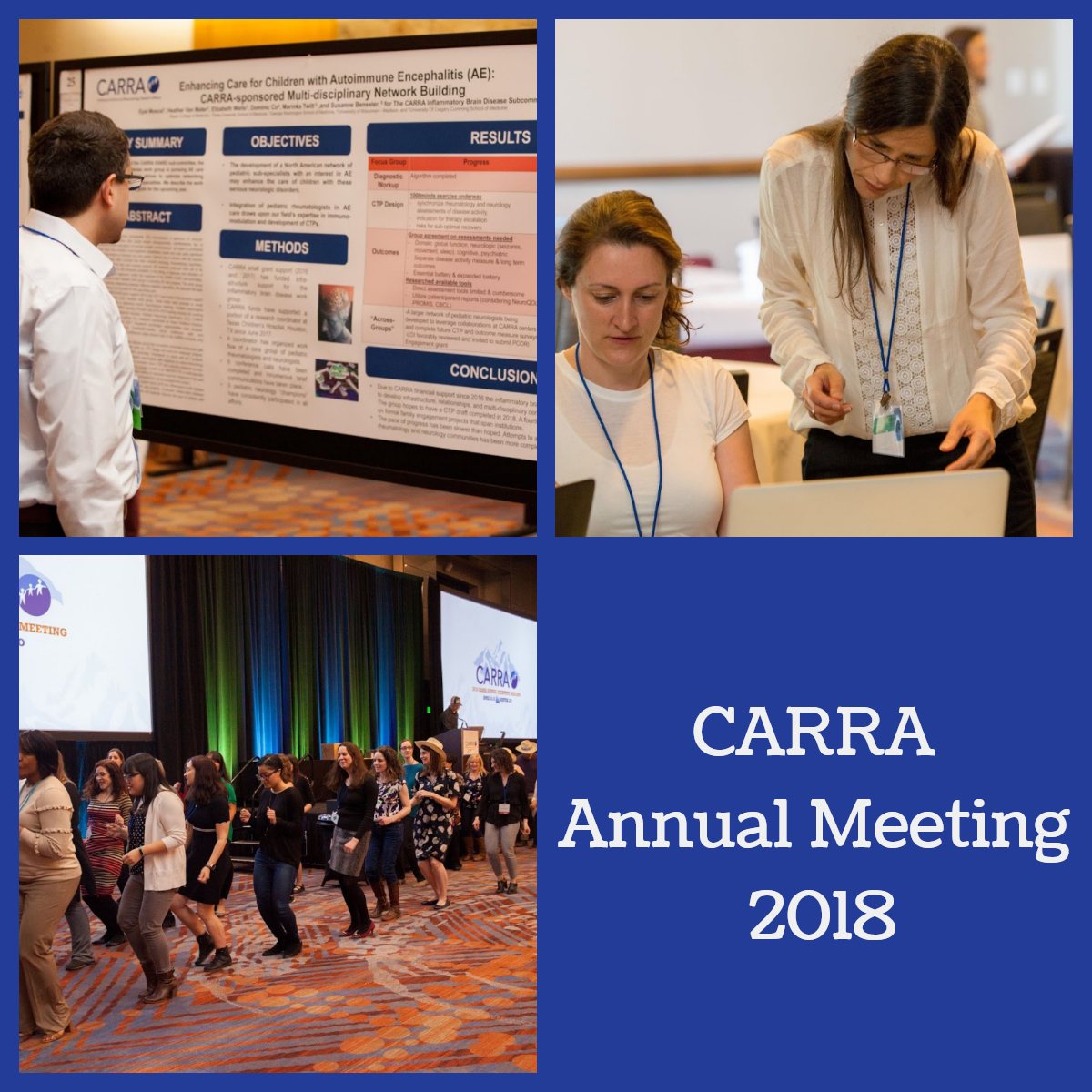 2018 Annual Meeting | CARRA - Childhood Arthritis and